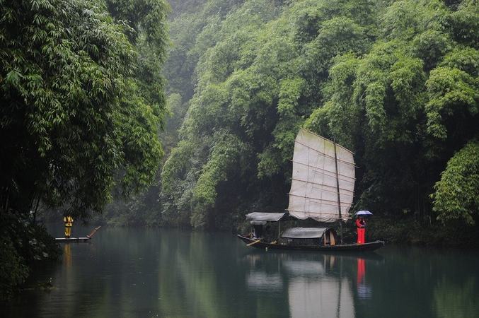 NDRC clarifies investment scope for special green development of Yangtze River Economic Zone
