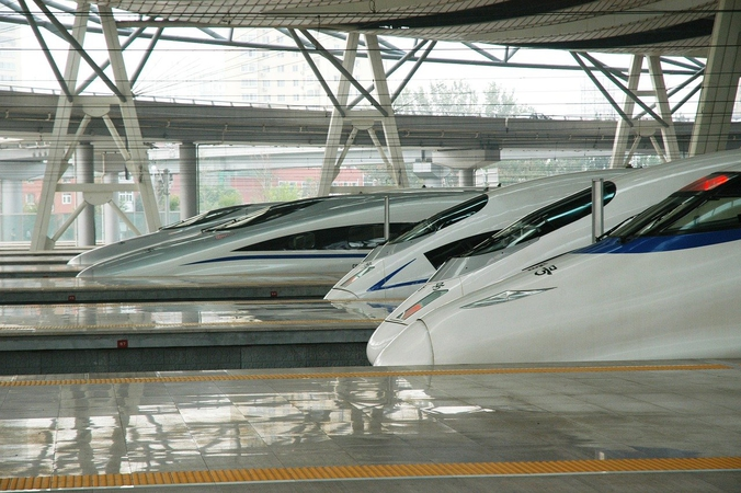 China Railway runs more than 140,000 kilometers in July